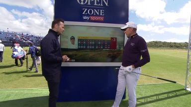 Open Zone: Poulter in the bunker