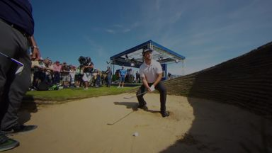 Open Zone: Rahm's 4 iron challenge