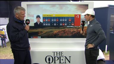 Tough day for McIlroy