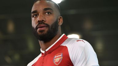 Lacazette: Dream come true