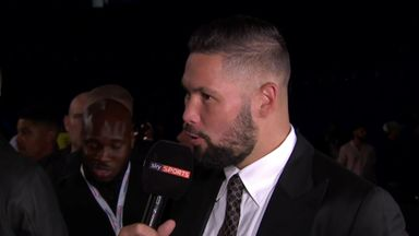Bellew happy to fight Ward
