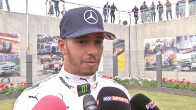 Hamilton confident after pole