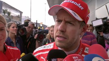 Shield got Vettel 'a bit dizzy'