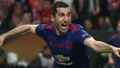 Mkhitaryan excited for campaign