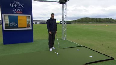 Open Zone: Putting in the wind