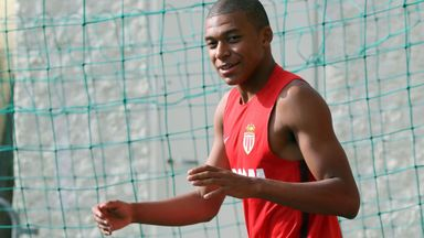 'Man City in race for Mbappe'