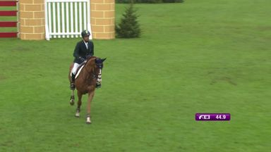 Brazil win the FEI Nations Cup of Great Britain