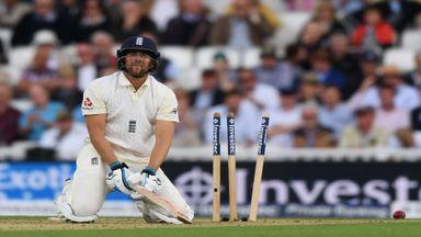 England v SA: 3rd Test, D1 highlights