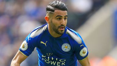 Roma bid for Mahrez