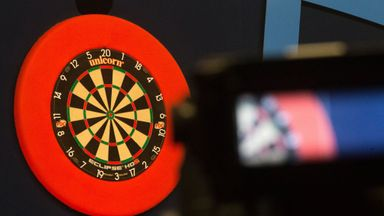 Darts at the Olympics?