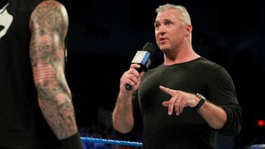 Shane McMahon fine after helicopter crash