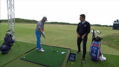 Open Zone: Rickie Fowler