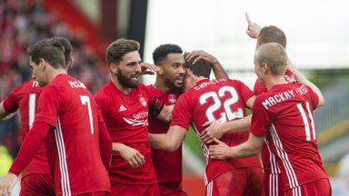 Siroki Brijeg 0-2 Aberdeen