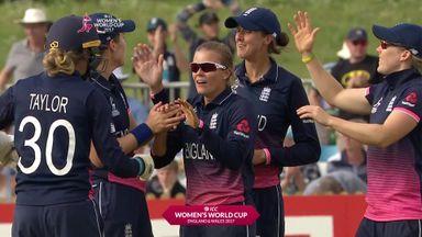 England claim semi-final spot