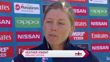 Knight lauds Taylor comeback