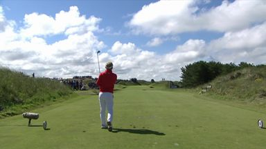 Kjeldsen's close call
