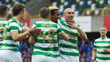 Celtic looking forward to tie