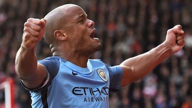 Kompany upbeat on fitness