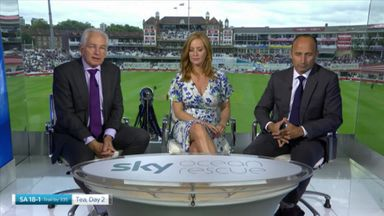 Sarah-Jane Mee at The Oval