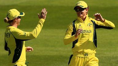 Highlights: Aus Women v NZ Women