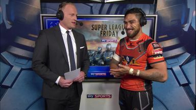 Sene-Lefao analyses Castleford win
