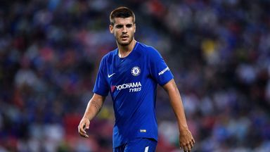 'Important Morata has time to adapt'