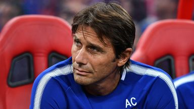 Conte not focused on transfers