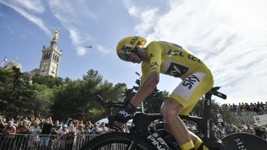 Froome set to win fourth Tour