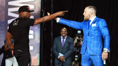 Butler: McGregor in for a boxing lesson