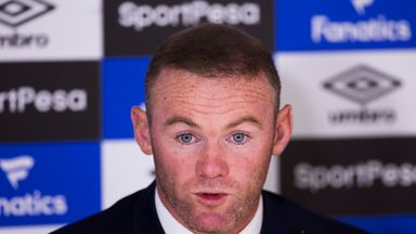 Rooney: Exciting time for Everton