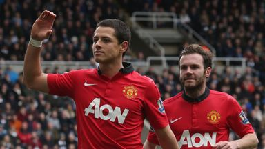 Hernandez relishing Old Trafford return