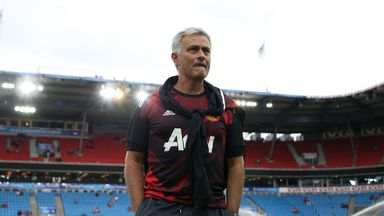 Jose: I won't cry over transfers