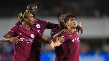 City thrash Madrid in Los Angeles