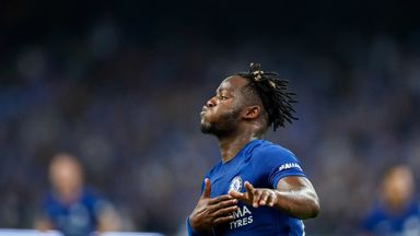 Conte: Batshuayi confidence increasing
