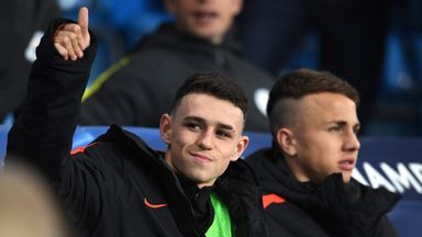 Wilcox: Academy so proud of Foden