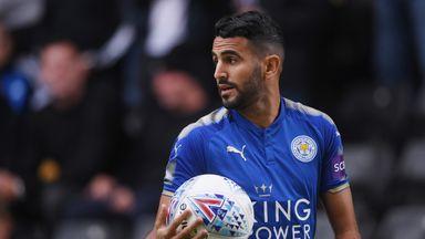 'Mahrez has been very focused'