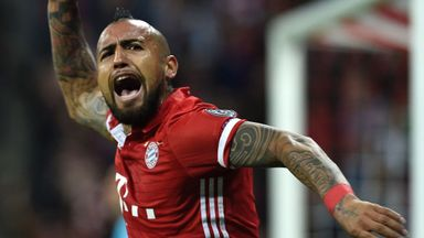 Ancelotti: Vidal going nowhere