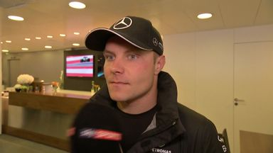 Pacesetter Bottas enjoys start