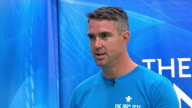 Pietersen on Westley