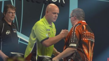 World Matchplay Day 3: Moment of the night