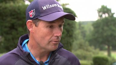 Harrington: Spieth kept his head