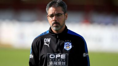 Accrington 0-1 Huddersfield