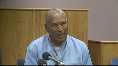 O.J. Simpson granted parole