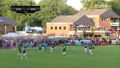 Werder Bremen 1-0 West Ham