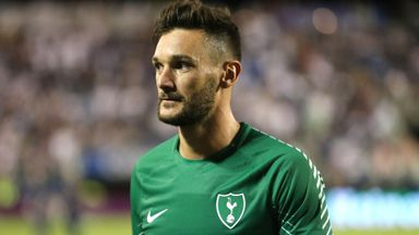 Lloris ignores speculation