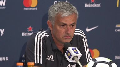 Jose: Don't compare us to Real & Barca