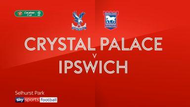 Crystal Palace 2-1 Ipswich
