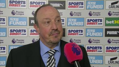 Benitez: Confidence is growing