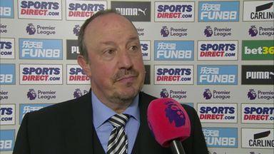 Benitez: Confidence is growing