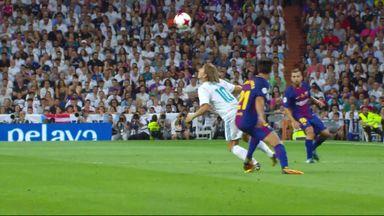 Modric's brilliant skill